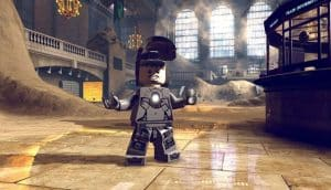 Lego Marvel Super Heroes crack