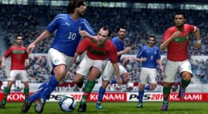 Pro Evolution Soccer 2011 crack