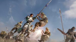 Dynasty Warriors 9 torrent