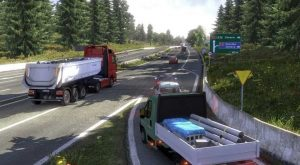 Euro Truck Simulator 2 torrent
