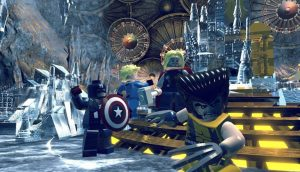 Lego Marvel Super Heroes torrent