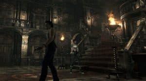 Resident Evil 0 HD crack