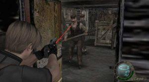 Resident Evil 4 crack
