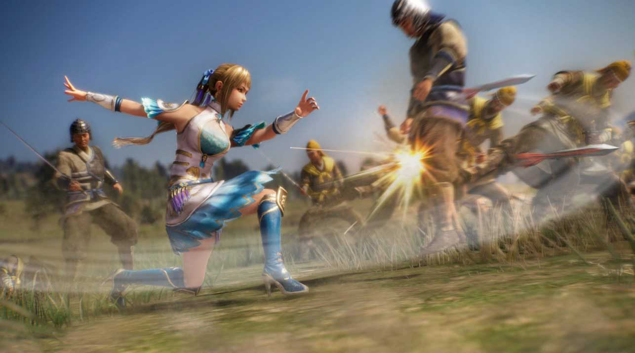 dynasty warriors 9 pc download bit
