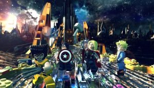 Lego Marvel Super Heroes download