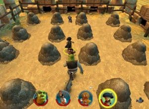 Shrek 2 Team Action download