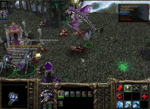 Warcraft III Reign of Chaos crack
