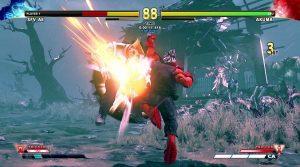 Street Fighter V Arcade Edition descargar