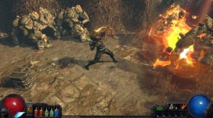 Path of Exile free to play