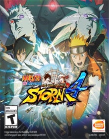 Naruto Shippuuden Ultimate Ninja Storm 4 free download
