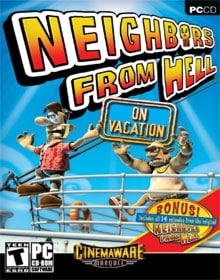 Neighbours From Hell 2 free download