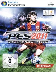 Pro Evolution Soccer 2011 free download