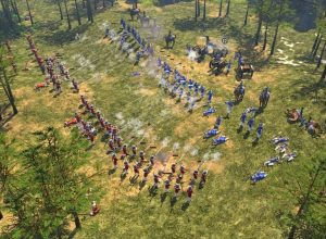 Age of Empires III crack