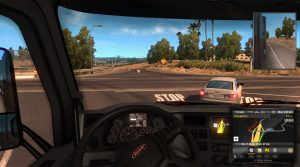 American Truck Simulator crack