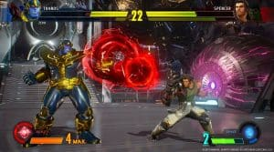 Marvel vs. Capcom Infinite crack