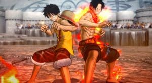 One Piece Burning Blood crack