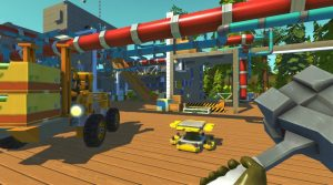 Scrap Mechanic torrent