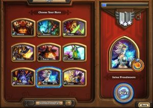 Hearthstone free download