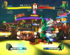 Street Fighter 4 free download