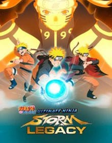 Naruto Shippuden Ultimate Ninja Storm Legacy free download