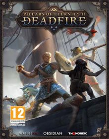 Pillars of Eternity 2 Deadfire free download