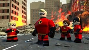 LEGO The Incredibles torrent