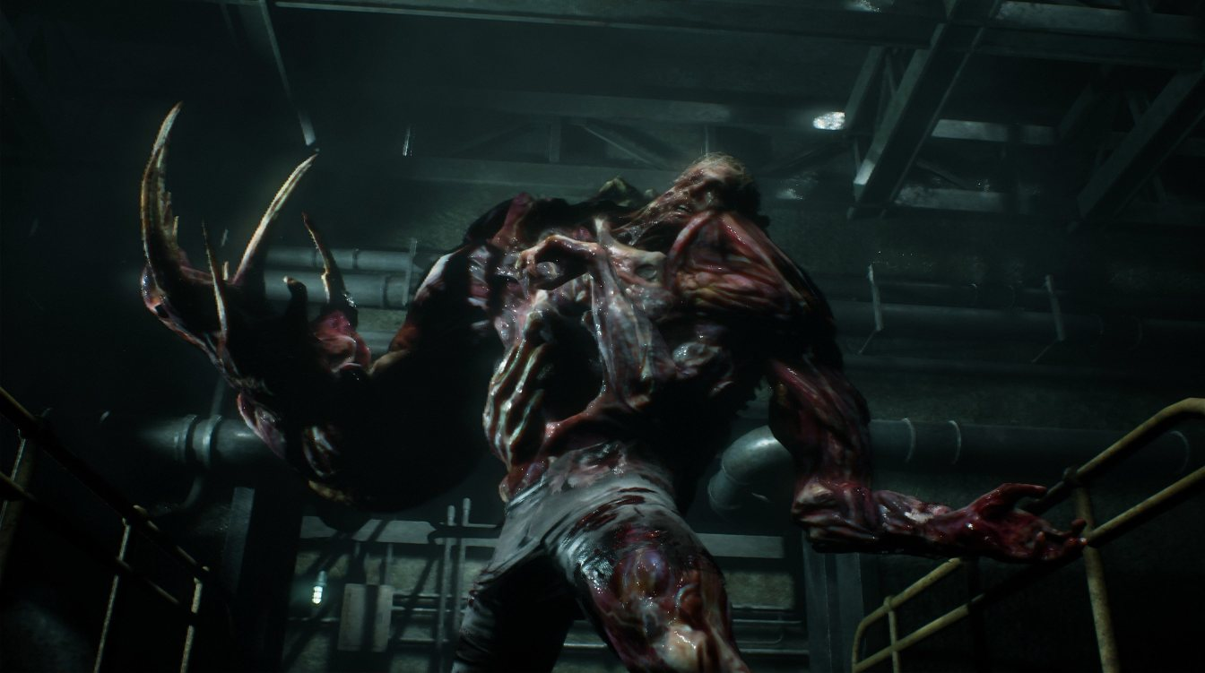 Resident Evil 2 Remake Download - fight and save humankind
