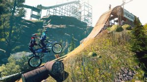 Trials Rising crack