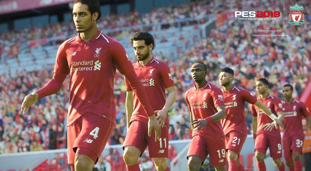 Pro Evolution Soccer 2019 Download - PES 2019 - PCC-Games com